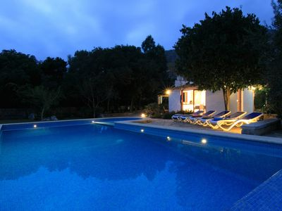 Photo for Comfortable Villa With With Mature Garden
