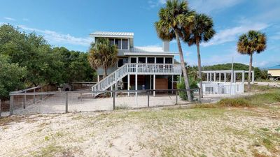 Ready To Rent Now! FREE BEACH GEAR! Pets OK, Pool, Screened Porch,  Fireplace, Wi-Fi, 3BR/2BA