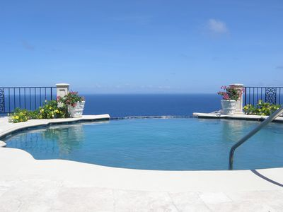 Photo for St Lucia Luxury Villa, Stunning Ocean Views, Maid, Great for Families & Couples