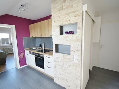 Photo for Family-friendly apartment for 4 people, newly renovated in Grömitz,