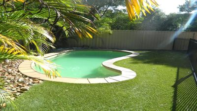 Photo for FAMILY FRIENDLY HOUSE WITH POOL & AIRCON
