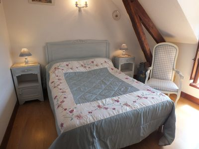 Photo for Bed and breakfast at the farm, Lourdes, Pyrenees, ANOUSTA