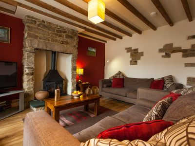 Photo for Luxury Teesdale Holiday Cottage sleeping 8 in Cotherstone, County Durham