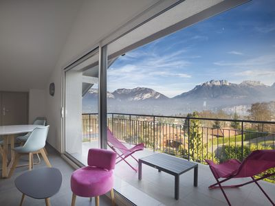 Photo for Mont Blanc Apartment - Lake View Floor 2