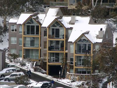 Photo for Snowman One in Thredbo Village Centre is a beautifully appointed 2 bedroom apartment