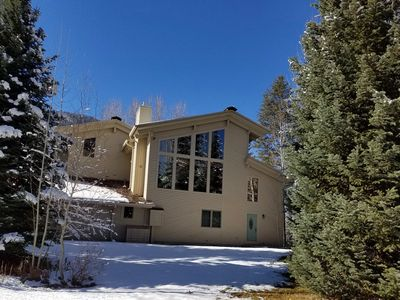 Photo for Spacious, family-friendly home in East Vail