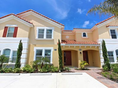 Photo for Beautiful Vacation Home located in Orlando Solterra Resort, Villa Orlando 1074