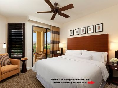 Photo for Three Westin Kierland - 2BR 2BA Villas available for 2020.