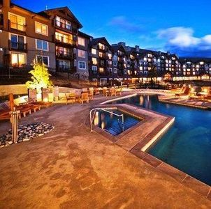 Photo for BEAUTIFUL ONE BEDROOM SUITE IN THE SUNCADIA LODGE!!!