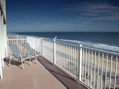 Photo for Double Balcony w/ Great Views - Renovated Oceanfront - Wi-Fi & Pool!
