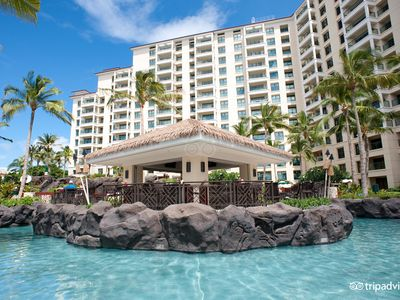 Photo for Marriott Ko Olina Beach Club- 2 bed/2 bath Mountain View **July 15-22, 2018 ONLY