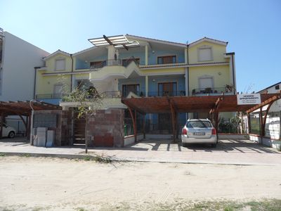 Photo for Four rooms flat in Torregrande beach