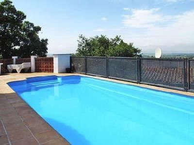 Photo for Holiday house with sea view and private pool