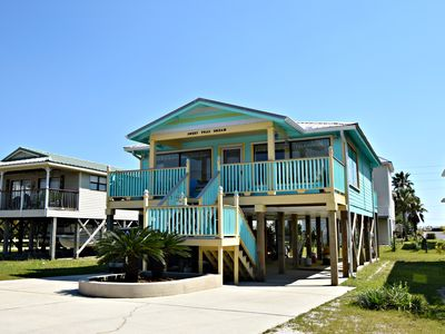 Photo for Sweet Pea's Dream - New to Program!! Come spend your vacation in this beautiful Beach House!