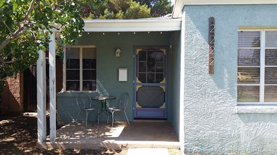 Photo for Happy Hippie Dog House - dog friendly, with interactive play yard-CHEMICAL FREE!