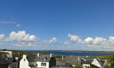Photo for Sea view - Large apartment at the end of the World for 2 people in Le Conquet
