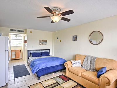 Photo for NEW! Beachfront Daytona Studio w/Shared Pool