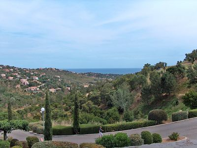 Photo for Apartment in Roquebrune-sur-Argens with Internet, Washing machine, Pool, Terrace (108845)