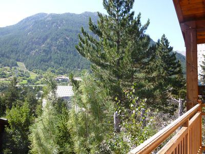 Photo for Serre Chevalier 1400: apartment in a luxury cottage