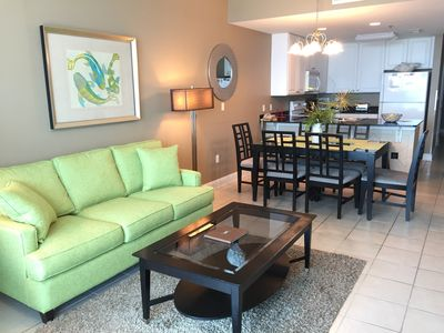 Spacious Living Room and Dining