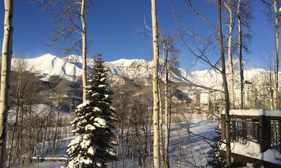 Reduced rate.  Beautiful Townhome.  Pine Meadows.  Ski in/Ski out.  Sleeps 11