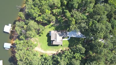 Aerial Overhead View