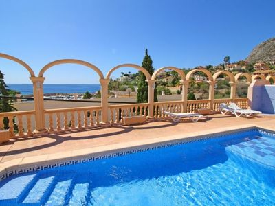 Photo for la Canuta Bungalow, Sleeps 5 with Pool, Air Con and WiFi