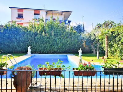 Photo for Villa Rosyiano - Exclusive villa with private pool and huge garden near Taormina and Etna