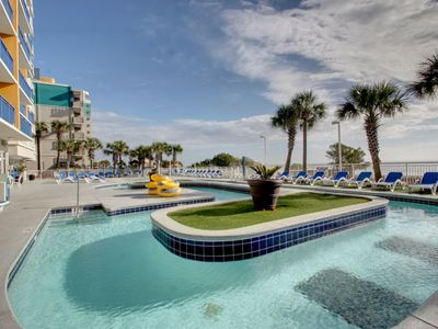 Photo for Oceanfront Condo at Atlantica