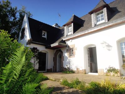 Photo for At the gates of Ploumanac'h: Beautiful family home 8 people