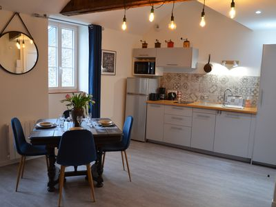 Photo for Patern Monks: 2 rooms historic center Vannes