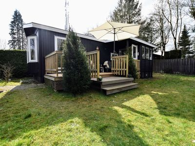 Photo for Tasteful, nice chalet with enclosed private garden and veranda