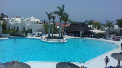Photo for Apartment in a superb complex with 3 swimming pools, bar, Wifi near the sea