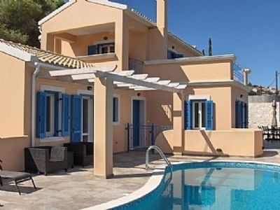 Photo for Luxurious Villa With Private Infinity Pool And Uninterrupted Sea Views