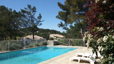 """Photo for Clos des Cailloux, Villa with pool """"Les Pins"""" 2 to 5 Pers. close to Montpellier"""