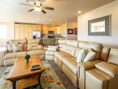 Photo for 806 | LARGE FAMILY AREA, PRIVATE BALCONY WITH GORGEOUS VIEWS, AND MORE!