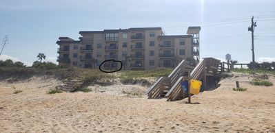 Photo for Condo Just Steps Away From A Quiet Beach with Panoramic Views