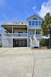 Photo for SEMI-OCEANFRONT- 6 BRs, Private Pool, Hot Tub, Ping Pong, Dog Friendly