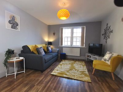 Photo for George Hudson Ground floor apartment with parking