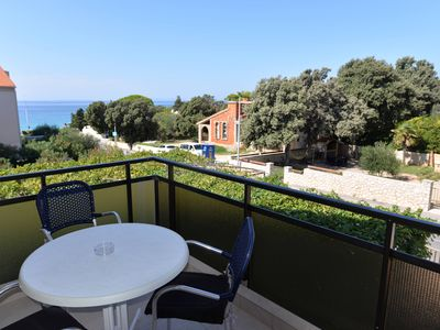 Photo for Apartments APOLONIJA for up to 10 people by the sea