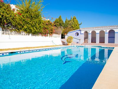 Photo for Vacation home Sirena 89  in Benajarafe, Costa del Sol - 6 persons, 3 bedrooms