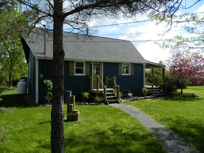 Photo for Lake View Chalet Located Close To Keuka College And The Keuka Lake Wine Trail