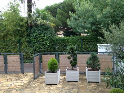 Photo for town center house, quiet, 100m from the beach, close to all amenities