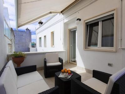 Photo for Holiday apartment Carovigno for 4 persons with 2 bedrooms - Holiday apartment in one or multi-family