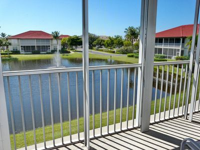 Photo for Quiet, gated community in heart of Island w/ heated pool and tennis courts