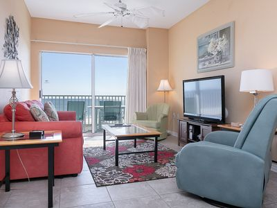 Photo for HAVE A BALL with Kaiser in Tidewater #408: 2 BR/2 BA Condo in Orange Beach Sleeps 6