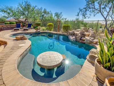 Photo for Cubs Spring Training! Resort style yard with *HEATED Pool*! Exquisite Home!