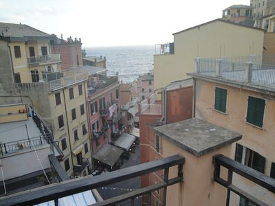 Photo for Ca' Vivaldi - Near Castle of Riomaggiore