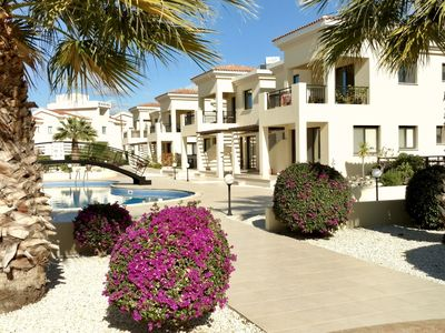 Photo for Amazing , Faros Beach B101 sort after, quiet, 300m sea/view, garden, TV/wi -fi