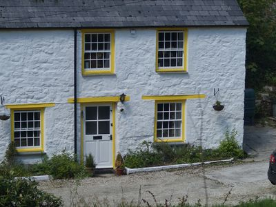 Photo for Charming Grade II listed cottage located in a hamlet- pet and child friendly